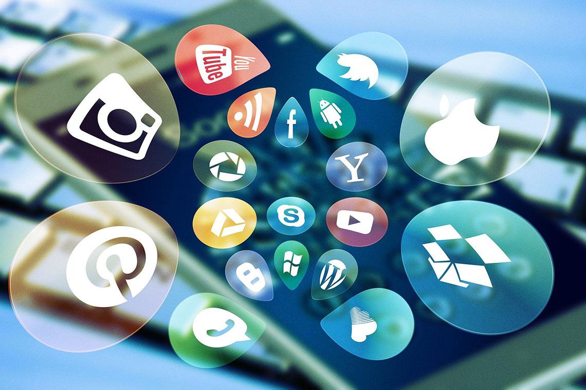 Tips voor aanwezigheid op sociale media promotie